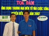 Ta m on vin - thanh nin Bn Ct v CNTT v TMDT