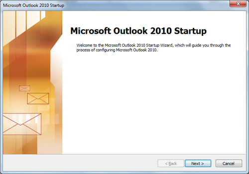 BIT.vn- giao diện microsoft outlook