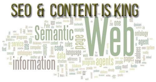 SEO - Tìm kiếm theo ngữ nghĩa và nội dung vẫn là Vua