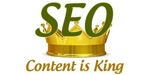 Nội dung luôn quan trọng với seo website