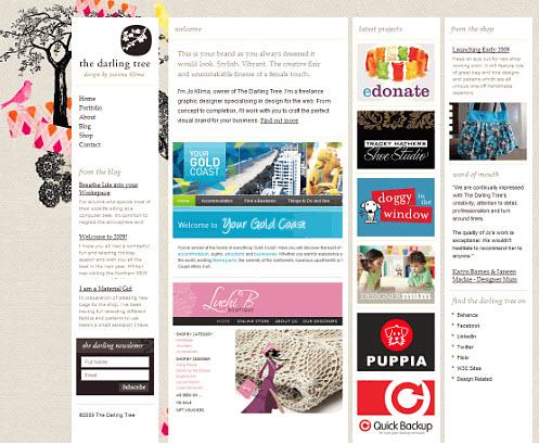 Thiết kế website dạng nhi�u cột