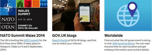 Học nguyên tắc thiết kế web từ chính phủ Anh - làm cho đơn giản